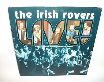 Irish Rovers Vinyl Record Album NEAR MINT condition