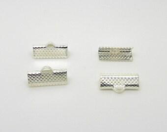 Ribbon, silver, 15 mm