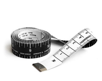 Arts and Crafts Sewing Fashionary Tape Measure