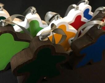 Meeple Ornaments