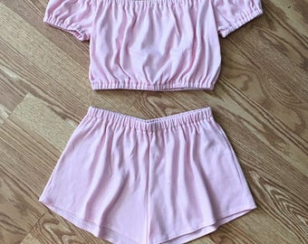 Bubbly Two Piece Set