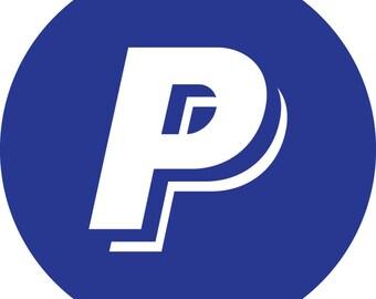 Social Media Icons - Individual (Circular) - PayPal