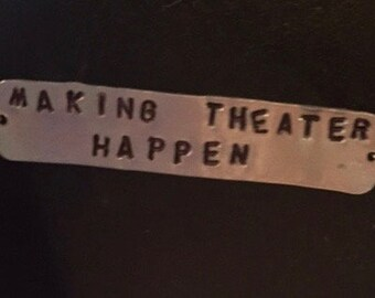 Making Theater Happen