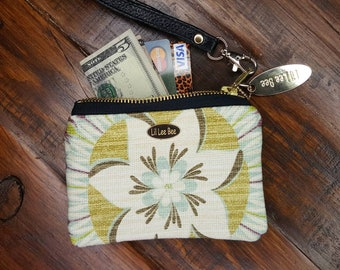 Splash of Summer Petite Wristlet