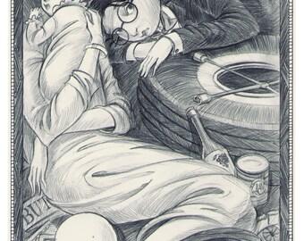 Baudelaires in Trunk