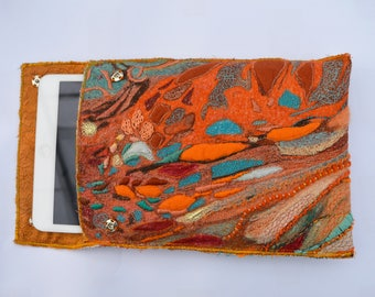 Mini ipad russet cover