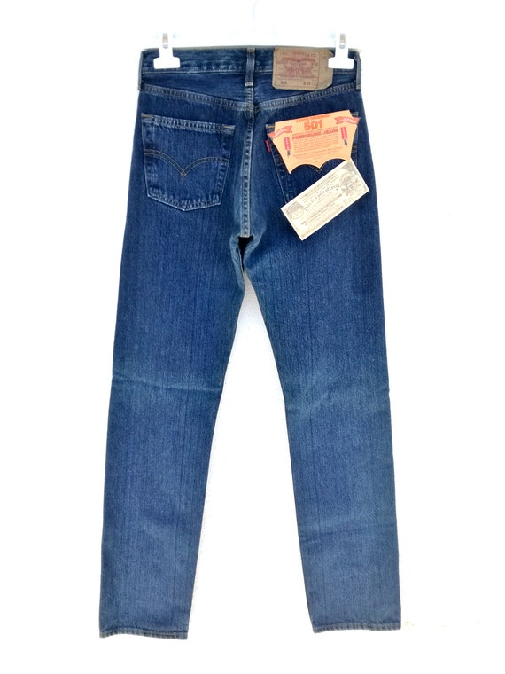 L original 1990s W made 34 Vintage 28 501 in Levi's Europe W5qvnX6