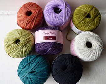 Yarn Sale  - Fauve Ribbon by Louisa Harding