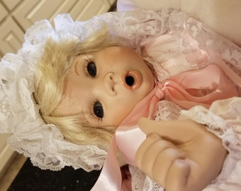 Buffy Hand Made Porcelain Doll