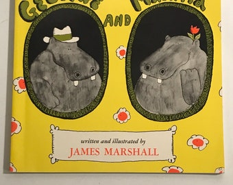 1972 george and martha written and illustrated by james marshall @paperback@