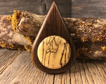 Wooden pendants things in wood wood wooden pendant necklace aloadofball Gallery