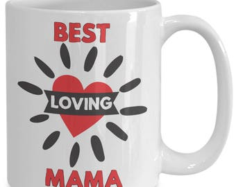 Best Loving Mama Coffee Mug