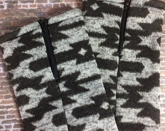 Boot cuffs, boot toppers, leg warmers, adult sizes