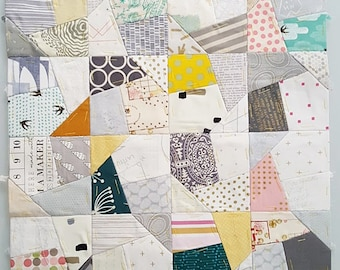 Eurora Quilt Pattern with Templates