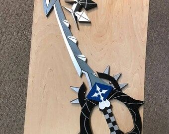"""31"""" Two Become One Keyblade Prop Replica"""