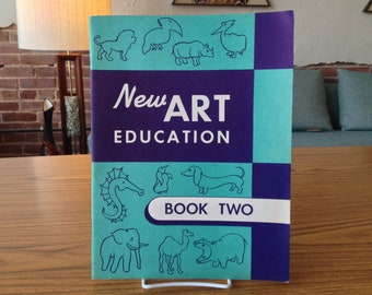 New Art Education Book Two