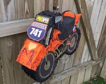 Dirtbike Pinata