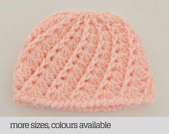 newborn baby beanie, crochet baby beanie hat, crochet beanie, crochet baby hat, baby girl hat, crochet hat, winter beanie hat, baby shower