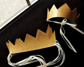 Wild One Party Favors.  Handcrafted in 2-5 Business Days.  Wild One Crowns.  Young Wild and Three Party Favors.
