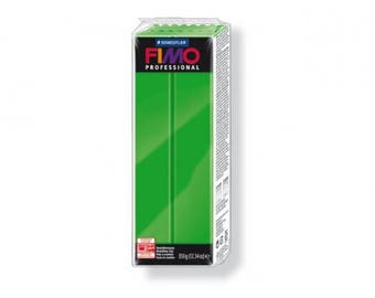 Fimo clay Professional green - 350gr