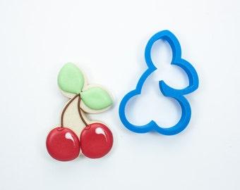 Cherries Cookie Cutter