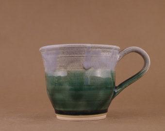 Wheel thrown Stoneware Mug