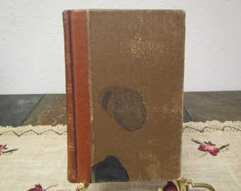1893 A HIGH SCHOOL ARITHMETIC Book by G. A. Wentworth and Thomas Hill for high schools and academies