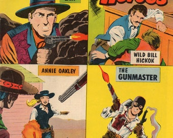 Six-Gun Heroes #63 FN+ 1961 Charlton Comics