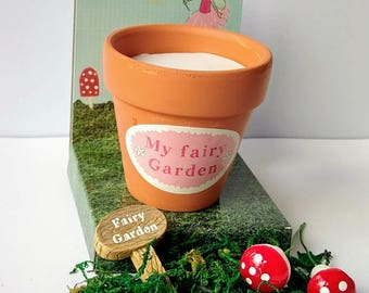 Fairy Party Favours   Fairy Garden Kits   DIY Miniature Garden Kit   Fairy Garden Accessories