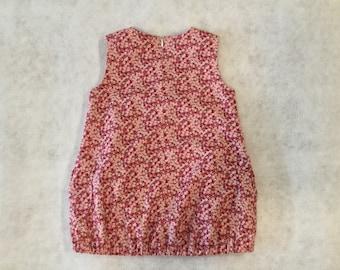 Girls Liberty Print Dress