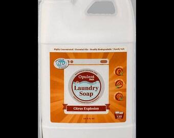Natural Laundry Soap - Citrus