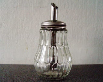 Vintage Sugar Dispenser.