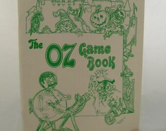 Oz Game Book