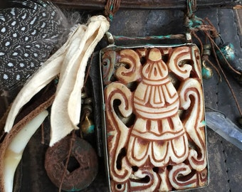 Abide Talisman Necklace