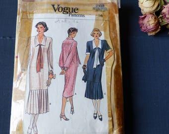 VOGUE pattern Vintage dresses vintage sewing DIY vintage Basic garment 9158 design