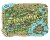 Philly Island Map