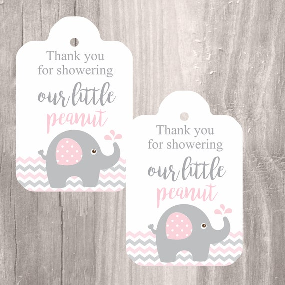 Insane image within printable baby shower gift tags