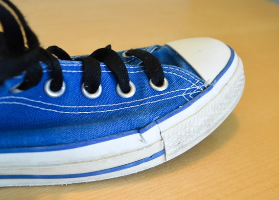 Clothing Vintage Chucks 90s Converse Chuck Converse 90s Tops Vintage High Shoes Clothing Blue Star Hi All Tops Vintage Taylor TgO1qFaO