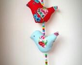 Happy Scrappy Bird String...