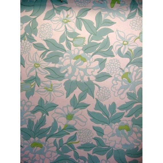 vintage wallpaperthe metre 70s retro wallpaper - carta da parati