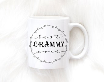 Grammy Gift, Gift for Grammy, Mother's Day Gift for Grammy, From Grandkids, Grandchild, Grandchildren, Grammy Mug, Coffee, Grammy Birthday
