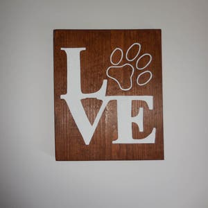 Beau Pet Lover Home Decor, Pet Home Decor, Dog Home Decor, Wood Home Decor