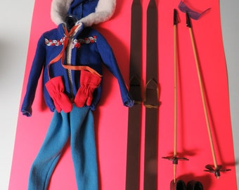 Vintage Barbie Ski Queen #948 (1963-1964)