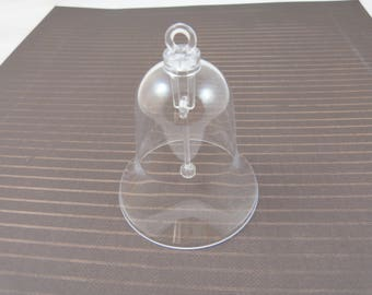 Plastic Bell to hang and to decorated