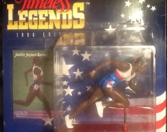 Starting Lineup Timeless Legends 1996 Jackie Joyner-Kersee Olympic Figure
