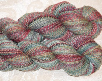 Handspun Yarn - Superfine Merino Wool