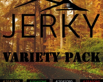 Variety Pack Beef Jerky