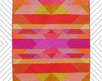 Pueblo Mesa - PDF Quilt Pattern