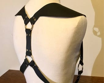 Missandei *vegan* leather harness