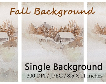 Fall background, fall clipart, fall digital paper, fall paper, fall digital clipart, fall scrapbooking, fall craft supplies, commercial free